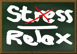 ud af stress