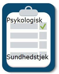 psykologisk sundhedstjek