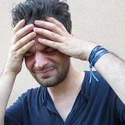 ung mand stresset